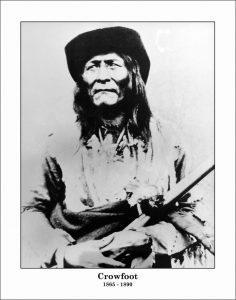 Chief Crowfoot, Chief Old Sun