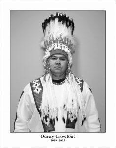Chief: Ouray Crowfoot