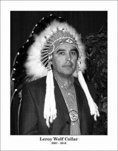 Chief: Leroy Wolf Collar