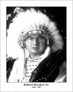 Chief Robert Breaker Jr.