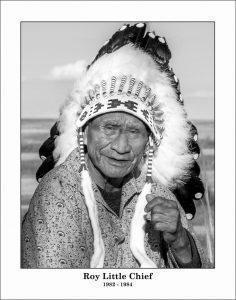 Chief Roy Little Chief