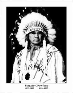 Chief: Strater Crowfoot
